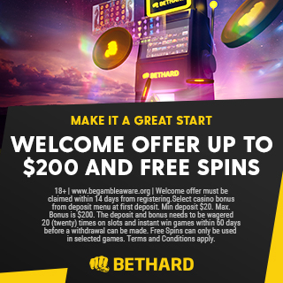 Bethard Casino promotion