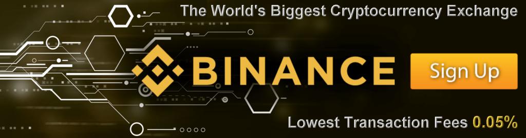 binance exchange for online casinos