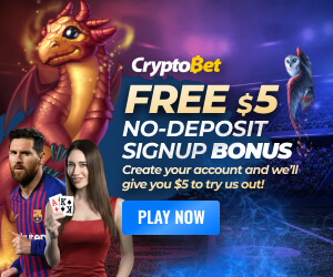 Cryptobet bitcoin and cryptocurrency casino