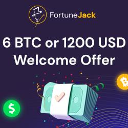 Fortune Jack Casino 50 Free Spins