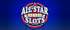 All Star Slots supports ENGLISH language