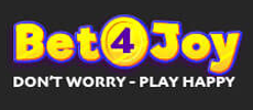 Bet4Joy Casino supports ENGLISH language