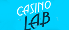Casino Lab supports ENGLISH language
