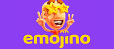 Emojino Casino supports ENGLISH language