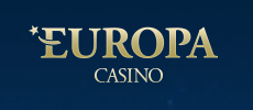 Casino Sign Up Bonus at Europa Casino