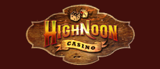 High Noon Casino supports ENGLISH language