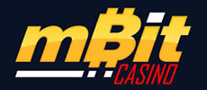 mBit Casino supports ENGLISH language