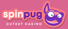 Spinpug Casino supports ENGLISH language