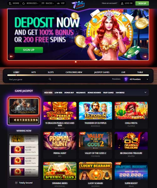 7bitCasino Review 2021