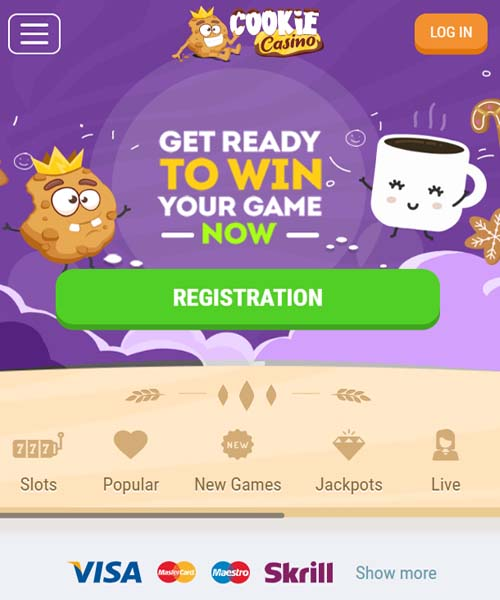 Cookie Casino Review 2021