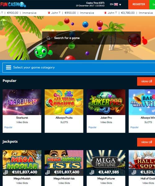Fun Casino Review 2021