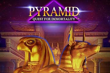 NetEnts Pyramid: Quest for Immortality online slot