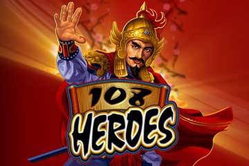 108 Heroes slot Microgaming