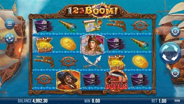 123 Boom free slot