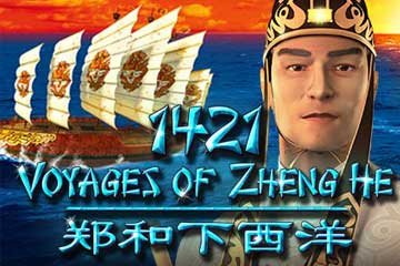 1421 Voyages of Zheng He casino slot