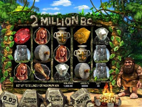 2 Million BC free us slot