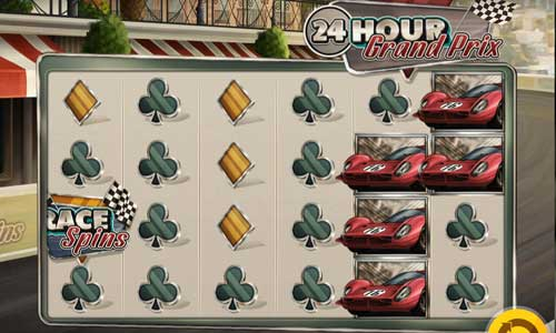 24 Hour Grand Prix free slot