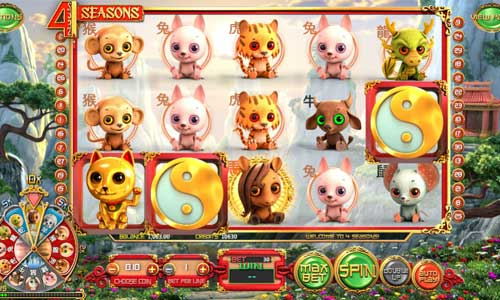 4 Seasons slot