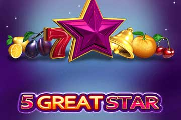 5 Great Star free slot