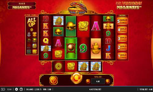 88 Fortunes Megawaysmegaways slot
