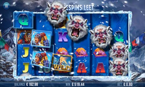 9K Yeti free slot