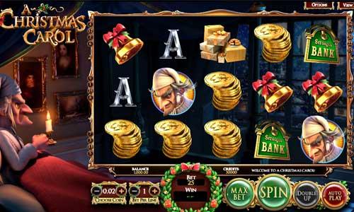 A Christmas Carol free slot