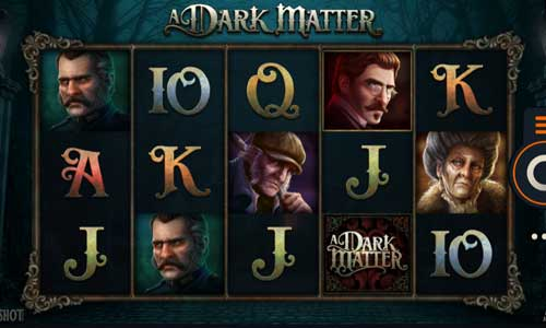 A Dark Matter free slot