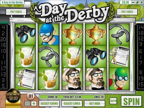 A Day at the Derby free slot