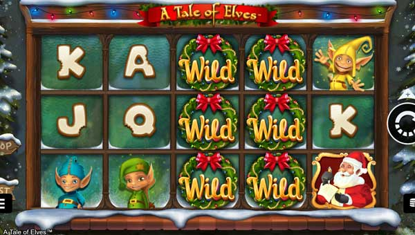 A Tale of Elves free slot