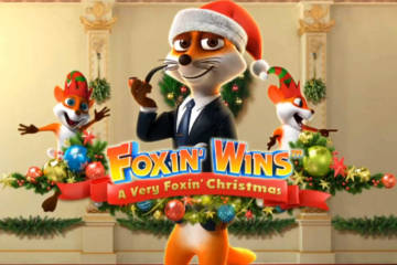 A Very Foxin Christmas free slot