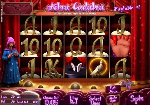 Abra Cadabra free slot