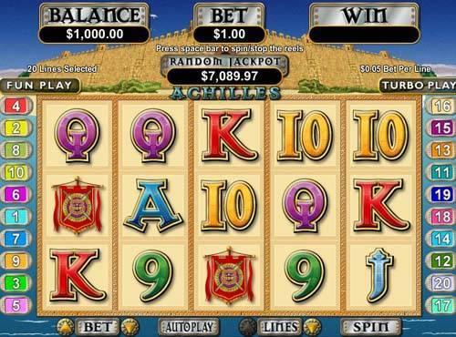 Achilles free slot