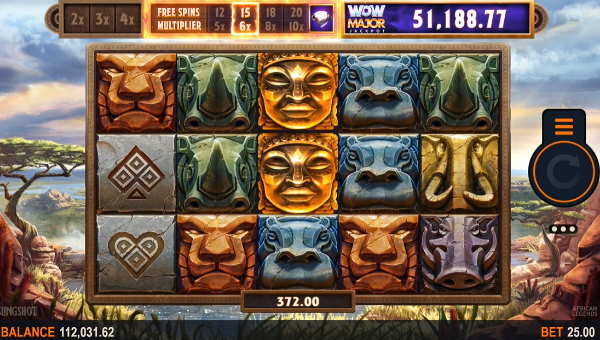 African Legends free slot