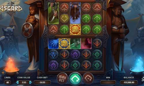 Age of Asgard free slot