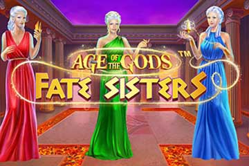 Age of the Gods Fate Sisters slot Playtech