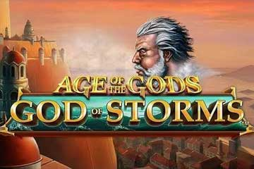 Age of the Gods God of Storms slot Playtech