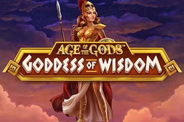 Age of the Gods Goddess of Wisdom slot Playtech
