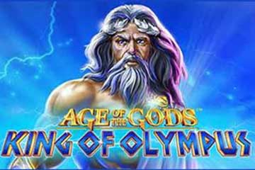 Age of the Gods King of Olympus slot Playtech