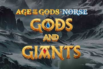 Age of the Gods Norse Gods and Giants