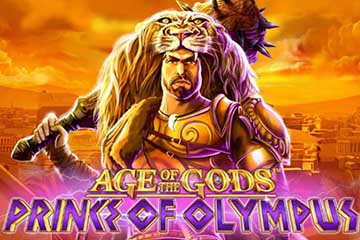 Age of the Gods Prince of Olympus slot Playtech