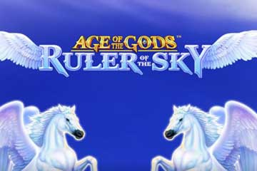 Age of the Gods Ruler of the Sky slot Playtech