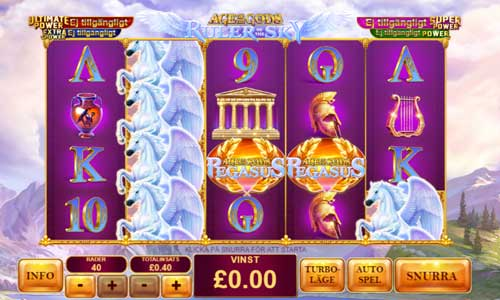 Spiele Age Of The Gods: Ruler Of The Sky - Video Slots Online