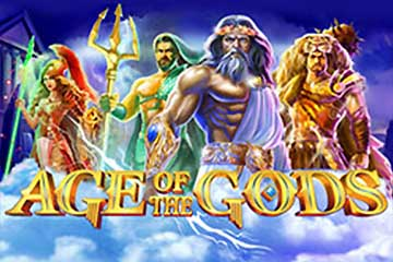 Age of the Gods slot Playtech