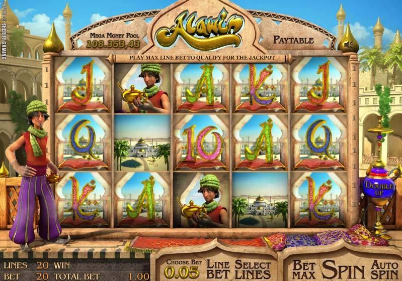 Alawin free slot