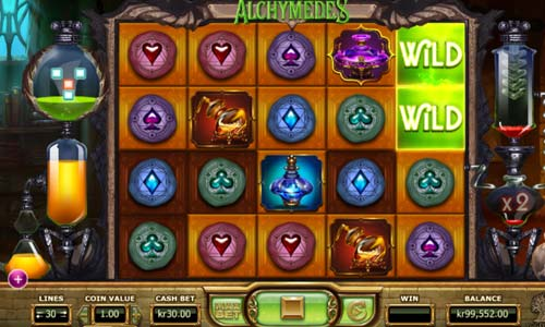 Alchymedes free slot