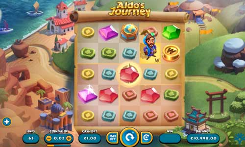 Aldos Journey free slot