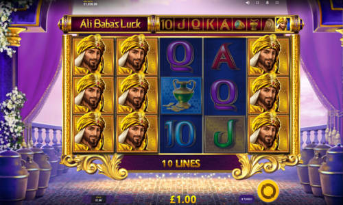 Ali Babas Luck free slot