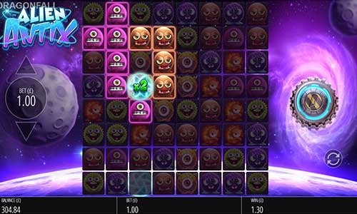 Alien Antix free slot