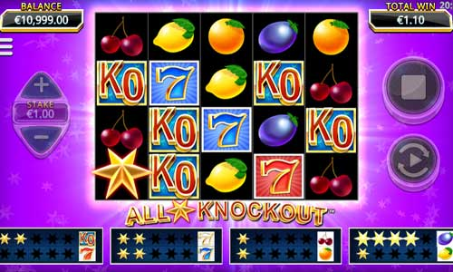 All Star Knockout free slot