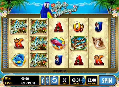 Aloha Island Slot Machine – Play Bally Slots for Free Online
